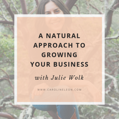 A Natural Approach to Growing Your Business (An Interview)