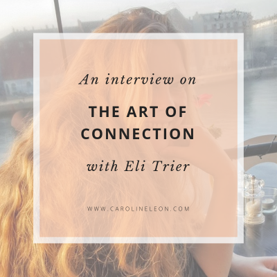 The Art of Connection (An Interview)