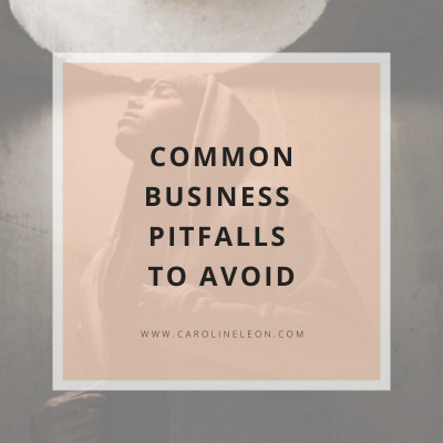 Common Business Pitfalls To Avoid