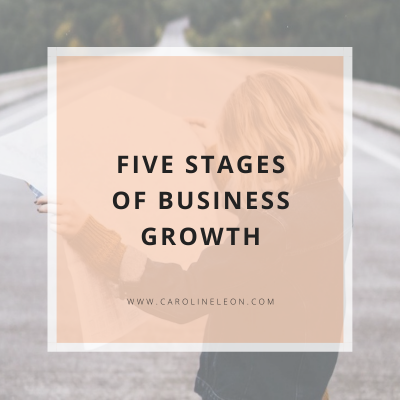 Five Stages Of Business Growth